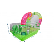 Gaiola Para Hamster, Ratos - Mouse Plus Chocmaster