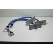 Kit Com 3 Bebedouro Automático Calopsita/psitacideo Em Geral