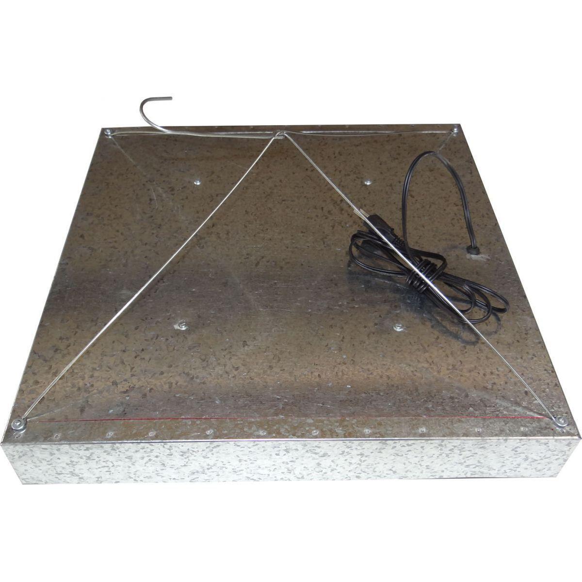 Campânula elétrica para aquecimento de pintinhos 300W