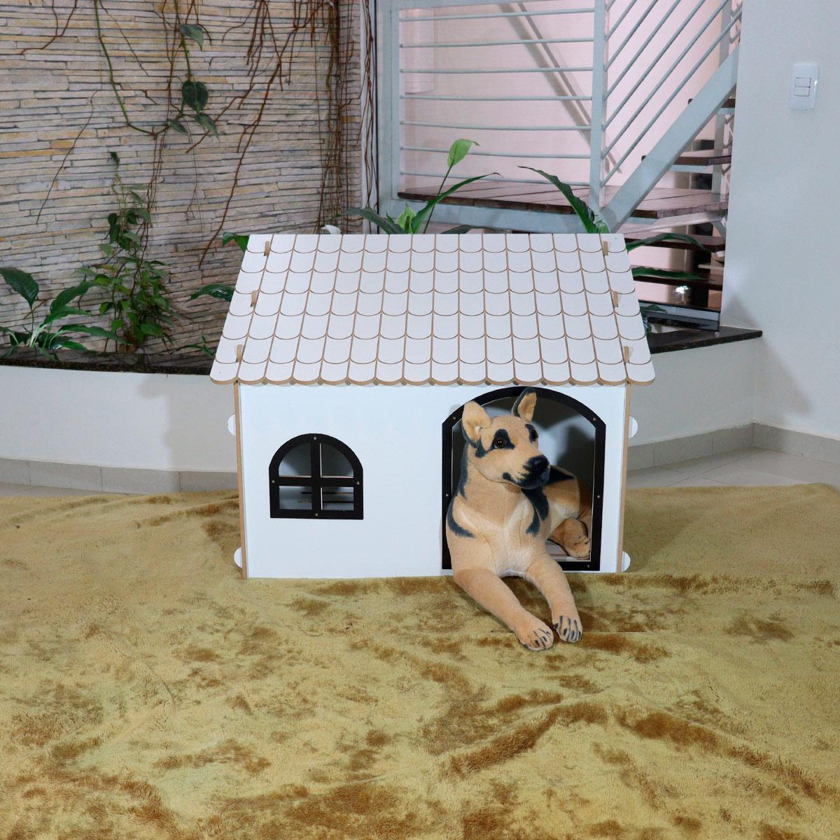 Casa de luxo para Cães - Média