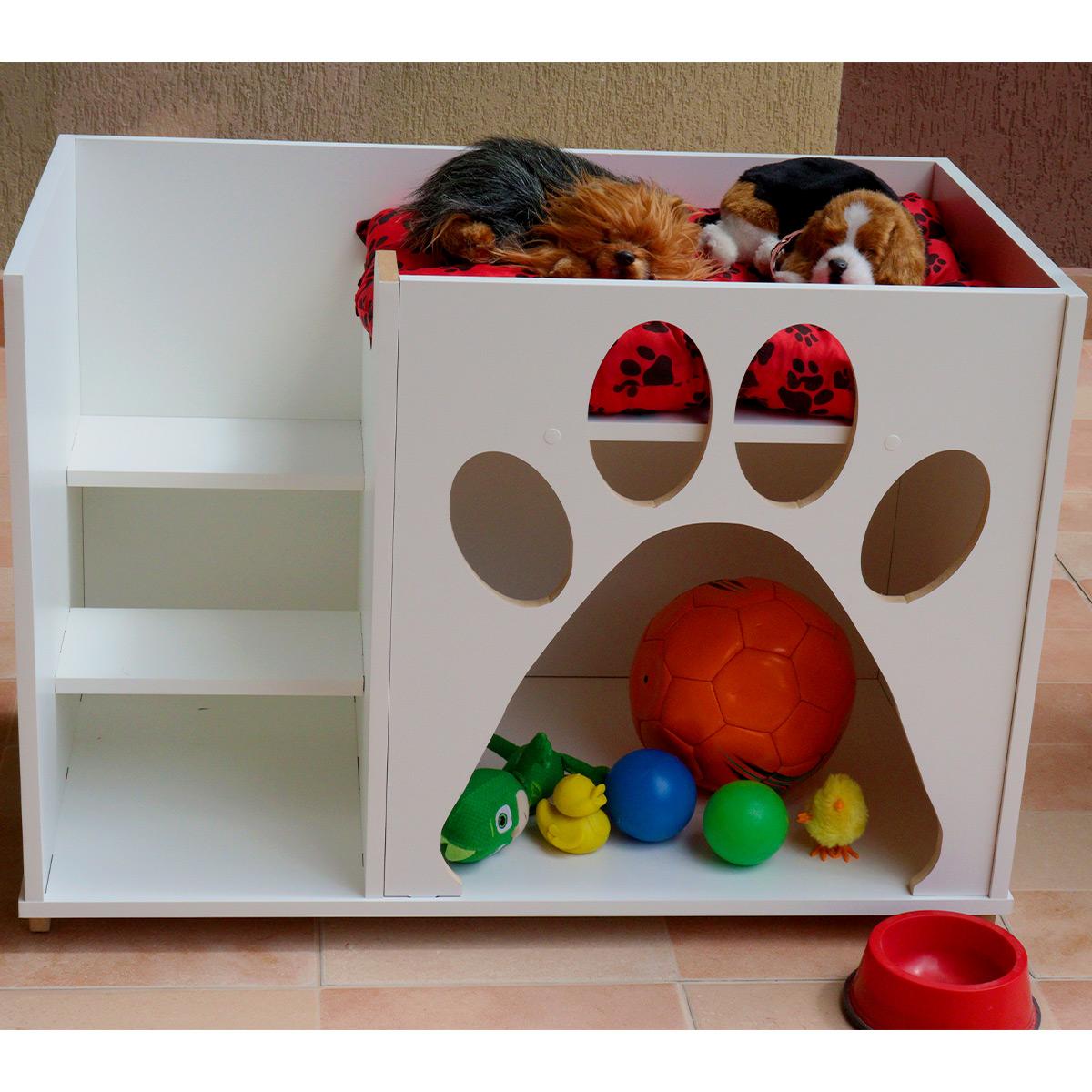 Casa para Pet com escada-TEDY
