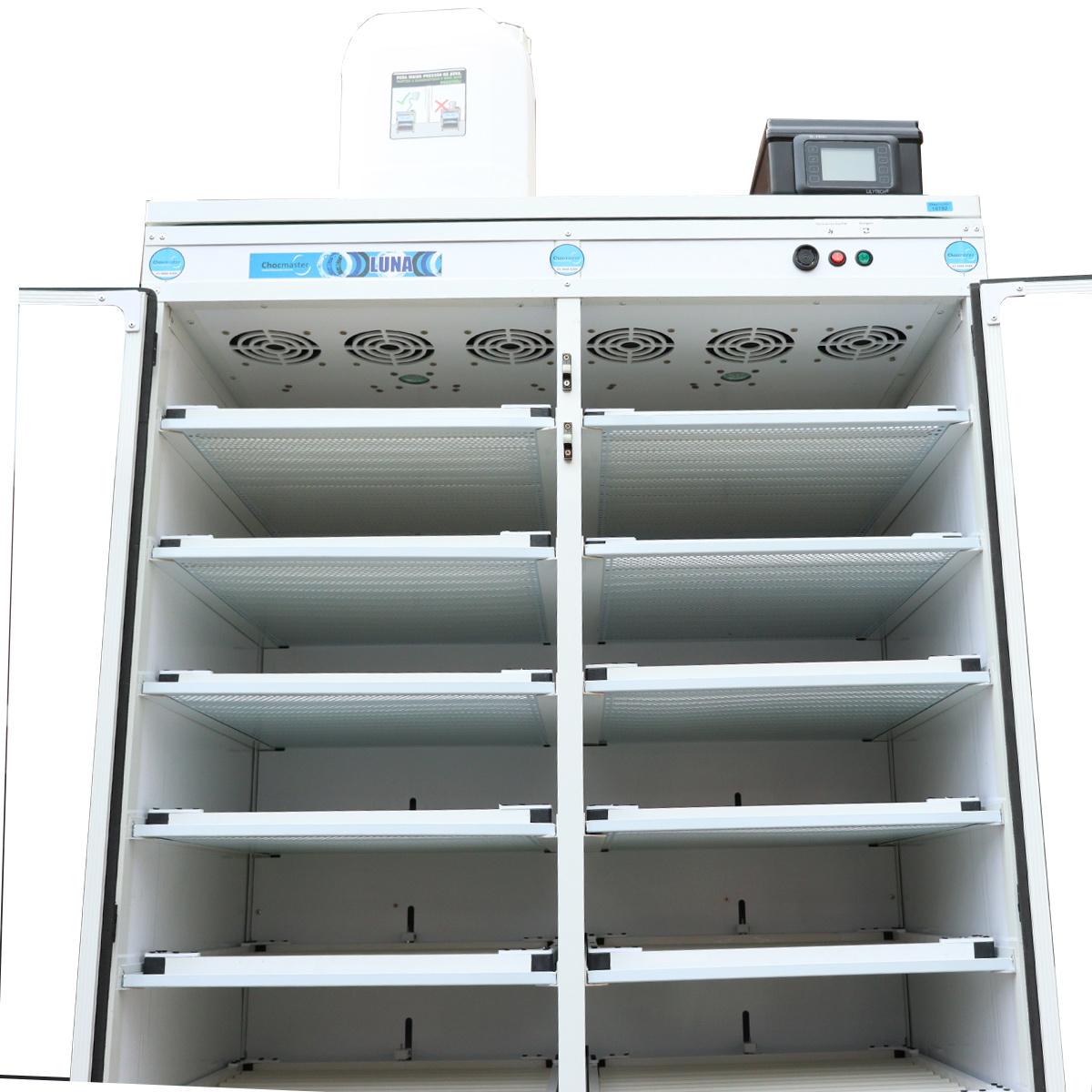 Chocadeira Automática digital Industrial Luna 1500