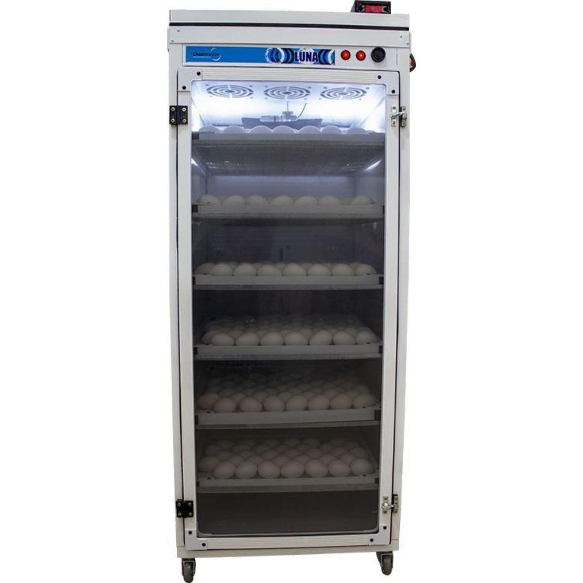 Chocadeira Automática Digital - Luna 480