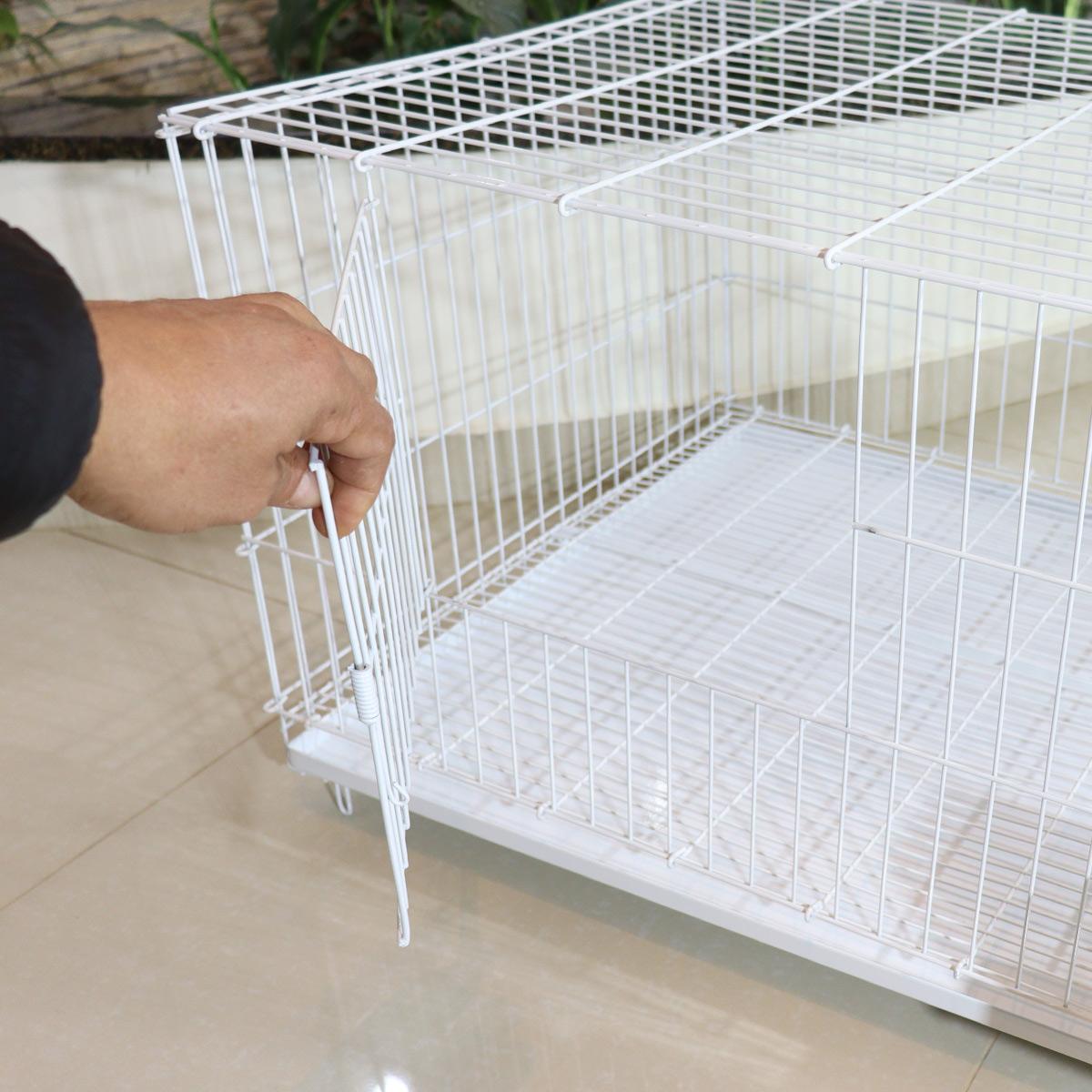 Gaiola para coelho - Pequena