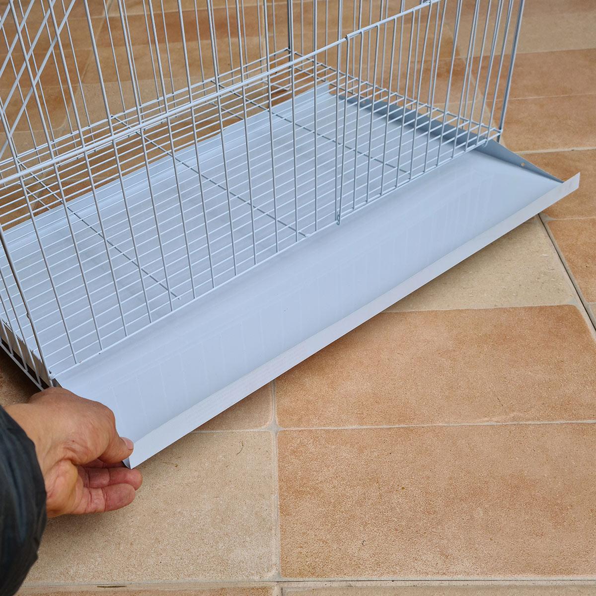 Gaiola para coelho porquinho da india - orelhinha