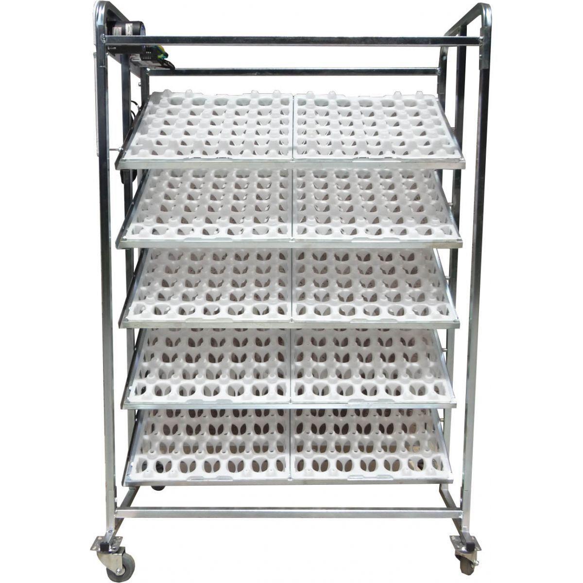 Girador de ovos - Automático