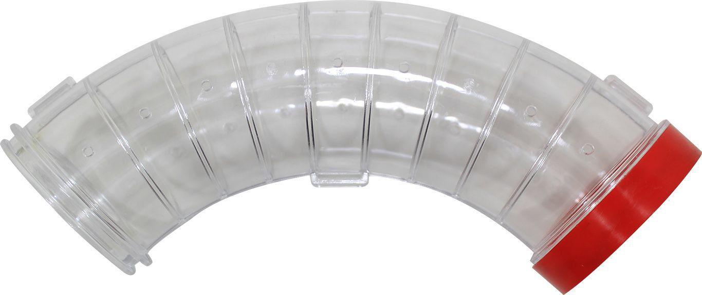 Kit Com 5 tubos para gaiola de Hamsters  - Chocmaster a melhor chocadeira do Brasil