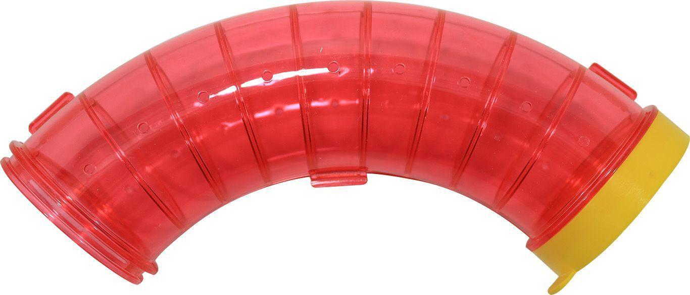 Kit Com 5 tubos para gaiola de Hamsters