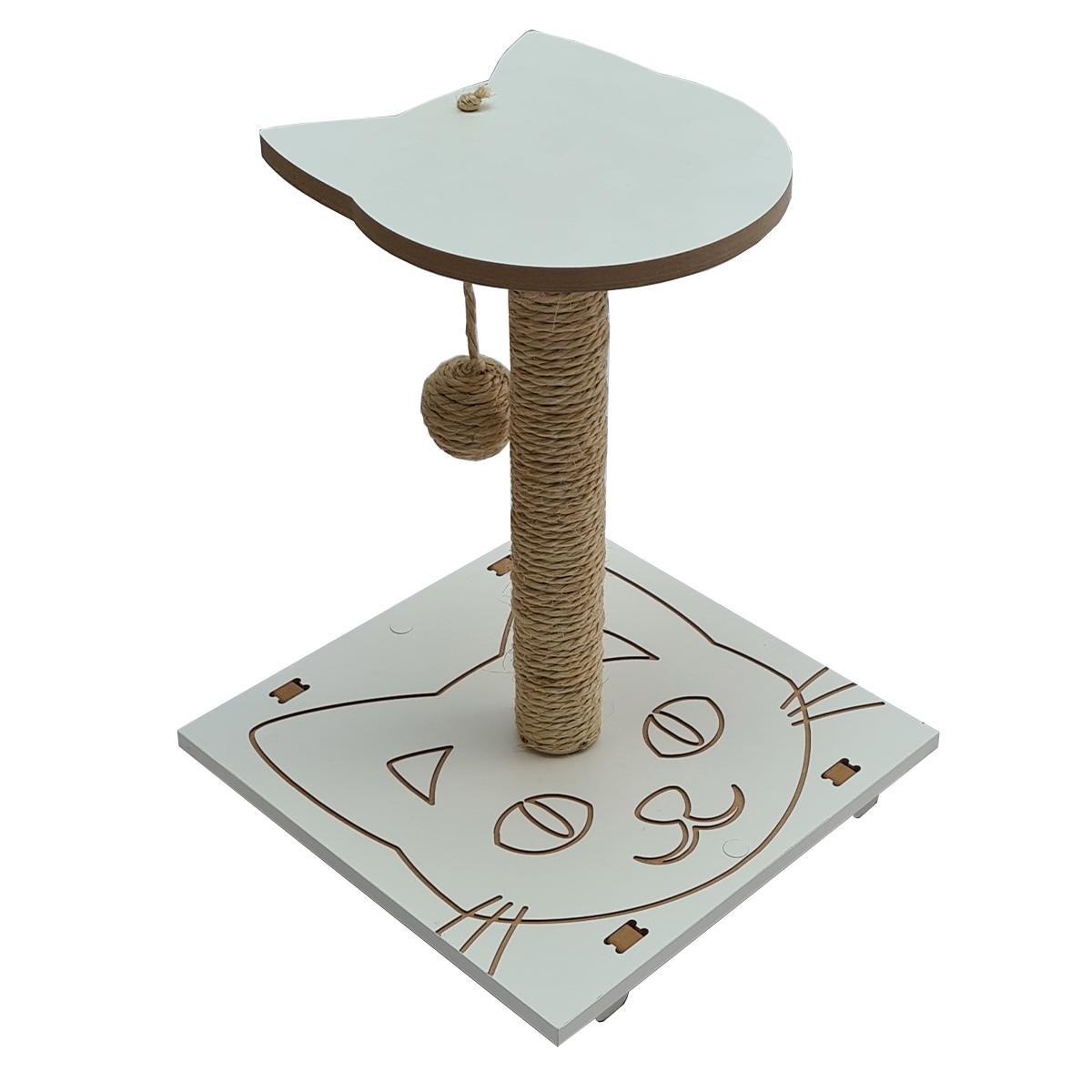 nicho brinquedo arranhador gatos - Harley