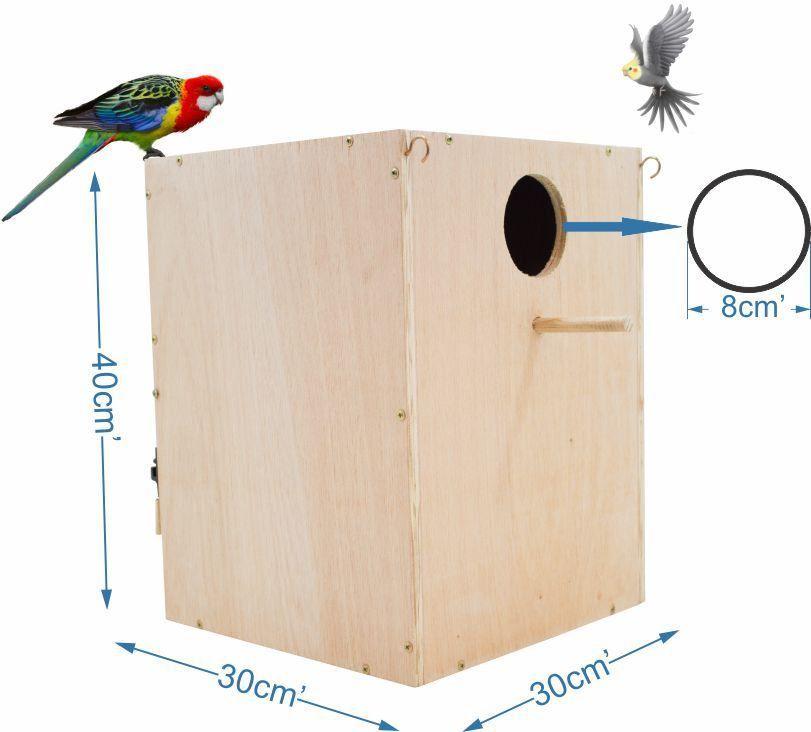 Ninho para aves - Grande  - Chocmaster a melhor chocadeira do Brasil
