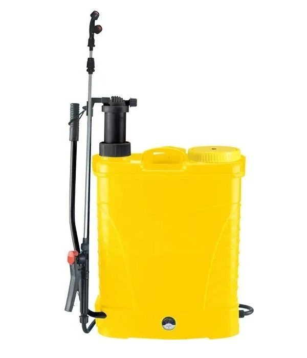 Pulverizador Costal Elétrico E Manual 16 litros