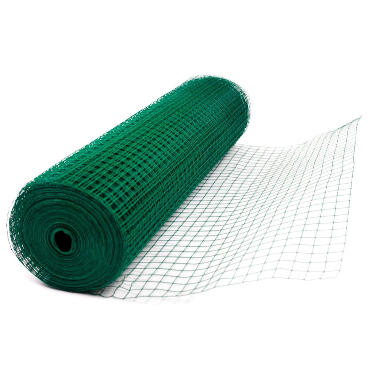 Tela Revestida PVC Alambrado cerca malha 3x3 2.2mm  1,50 Altura 18M de comprimento