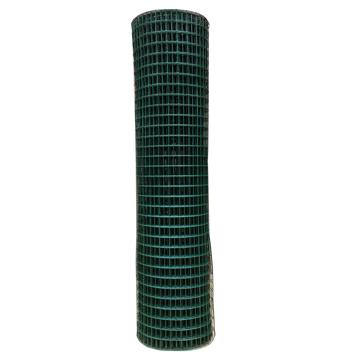 Tela Revestida PVC Alambrado cerca malha 3x3  2.2 mm 1,0 Altura 18M de comprimento