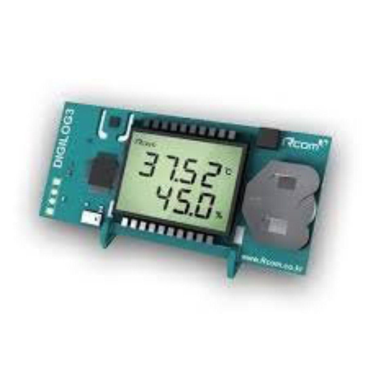 Termômetro Digital para chocadeiras Rcom Digilog 3