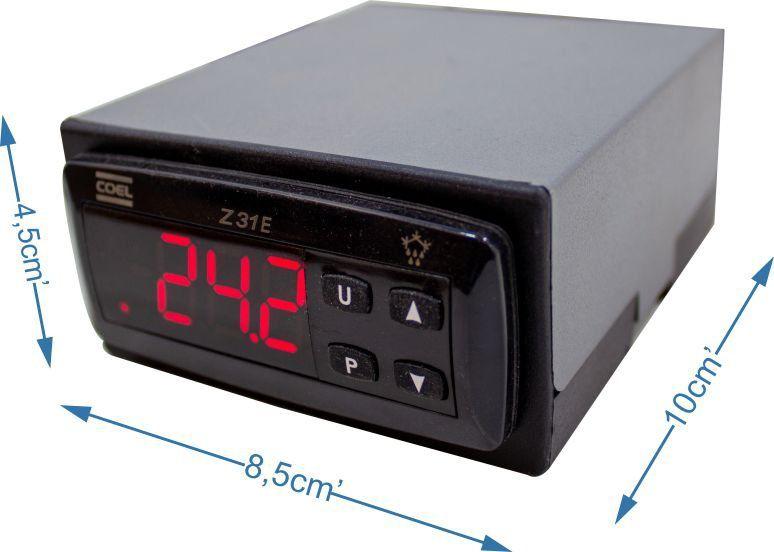 Termostato Aquario aquecimento e resfriamento pronto p/ uso