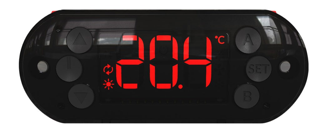 Termostato para controle de temperatura ou refrigeração A102 Ageon