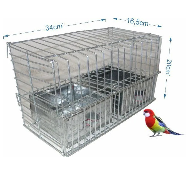 Tratador externo de Aves