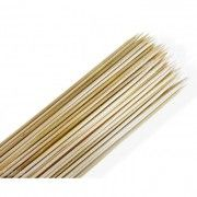 Palito Vareta de Bambu para Espetinho de 30cm - Pacote de 5000
