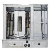 Máquina para Churrasco Grego Bancada ou Mesa