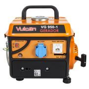 Gerador a Gasolina 2T Partida Manual 950 W Vulcan