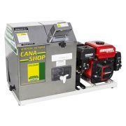 Moenda de Cana Com Motor a Gasolina Com Partida Elétrica Montada Cana Shop 200