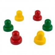 Ponteiras para Haste de Cama Elástica - Kit com 6 unidades