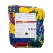 Rede de Proteção Colorida para Cama Elástica 1,50 m