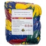 Rede de Proteção Colorida Canguri para Cama Elástica de 3,66 m