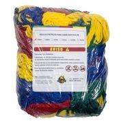 Rede de Proteção Colorida Canguri para Cama Elástica de 1,83 m