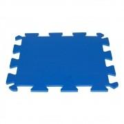 Tatame de EVA Azul 50x50 cm - Kit com 4 Unidades