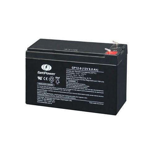 Bateria Selada 12V 9A  para no Break e Alarme