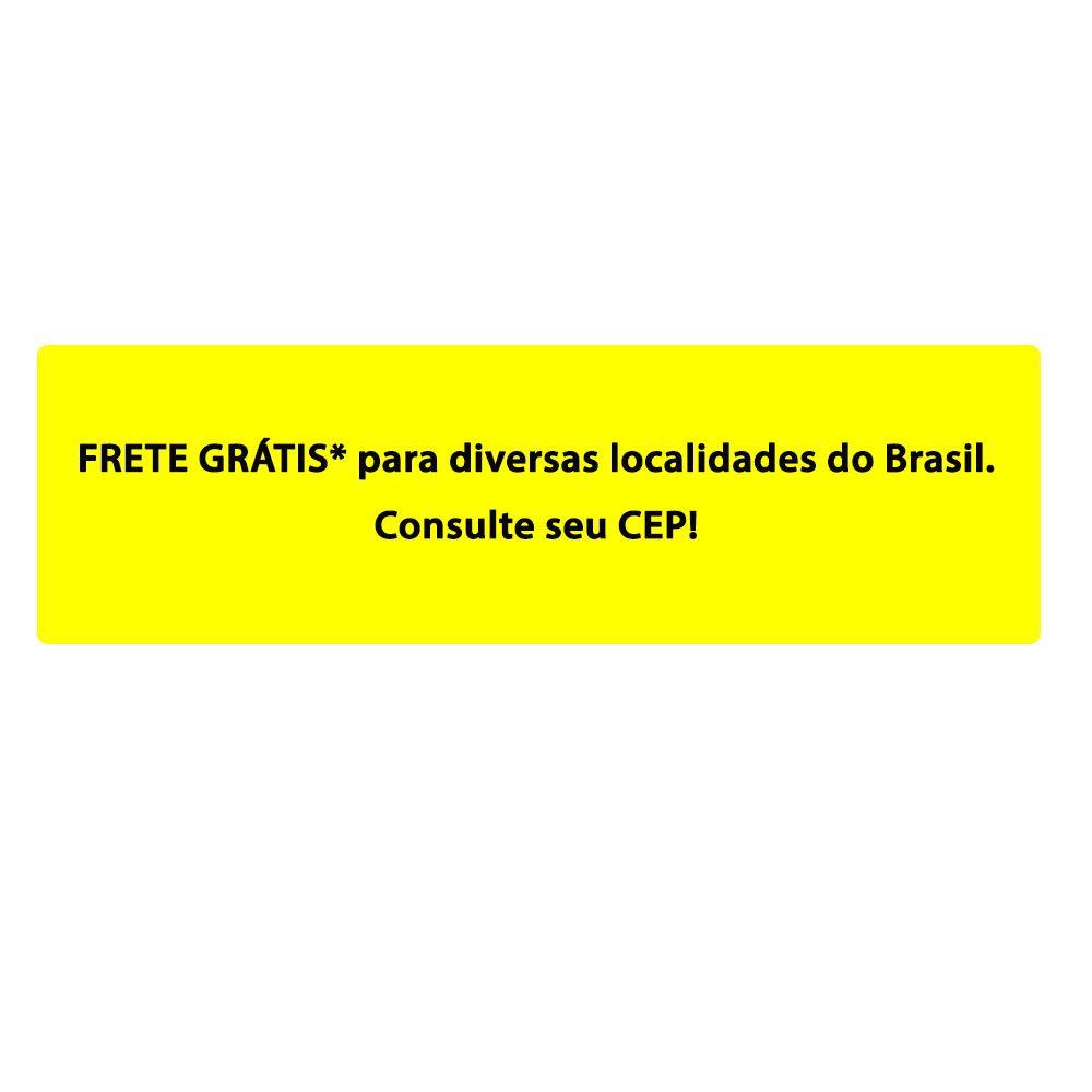 Cama Elástica 2,44 /2,50 m Canguri Quadricolor Nacional Frete Grátis*