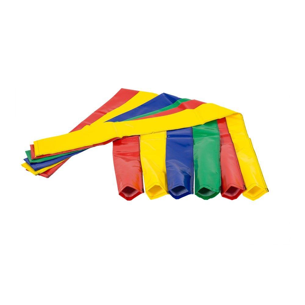 Capa para Haste e  Isotubos de Cama Elástica - 6 unidades
