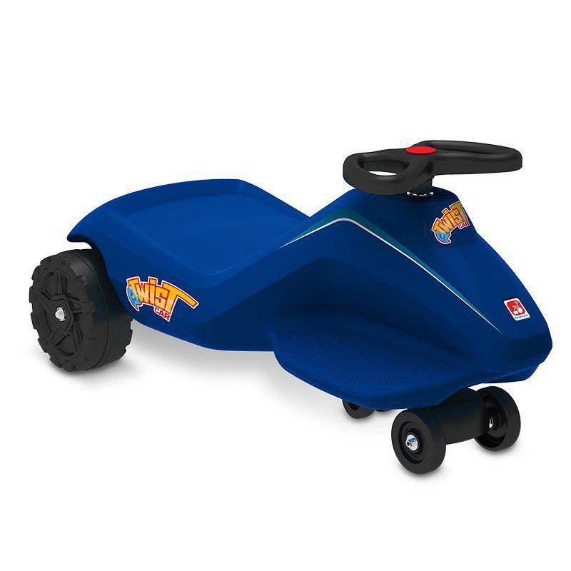 Carrinho Twist Car Azul