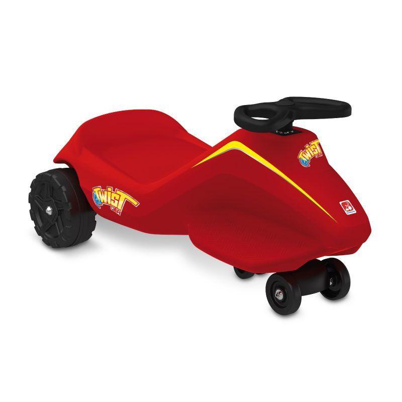 Carrinho Twist Car Vermelho