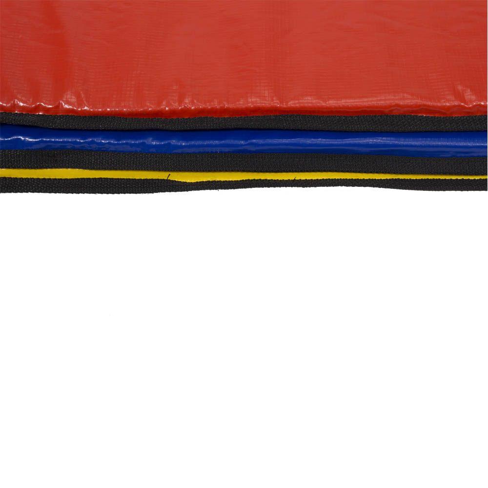 Colchonete Colorido Canguri para Piscina de Bolinhas de 2m x 2m