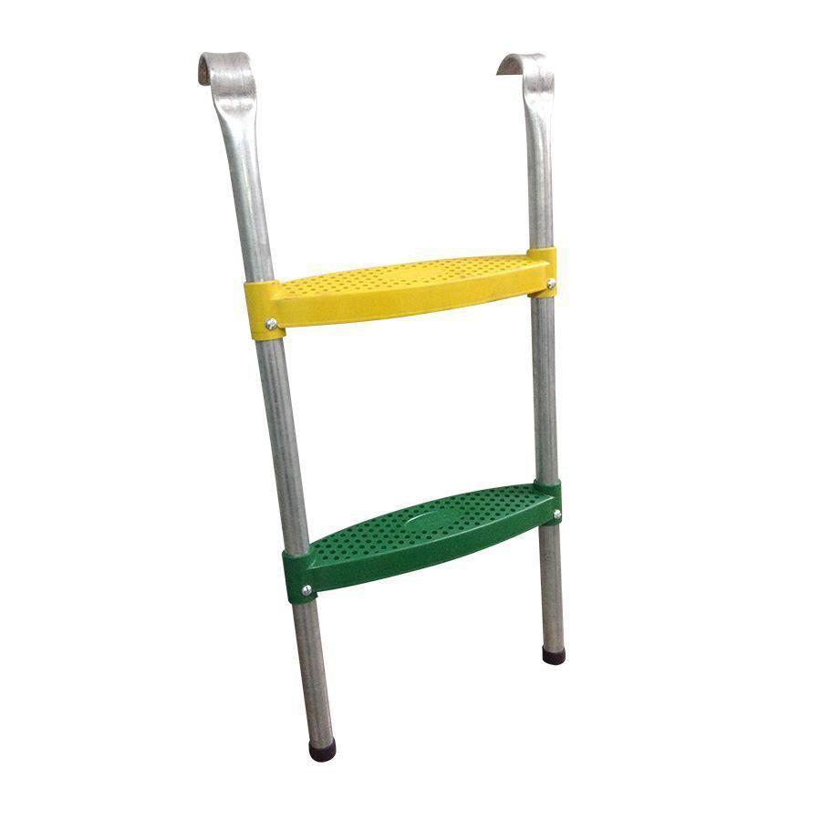 Escada para Cama Elástica e Pula Pula com 2 Degraus