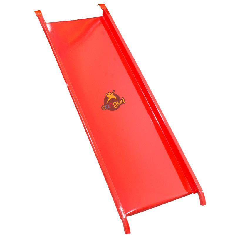 Escorregador Pequeno Rampa Tramp Canguri p/ Cama Elástica de 1,83m, 2m e 2,44m
