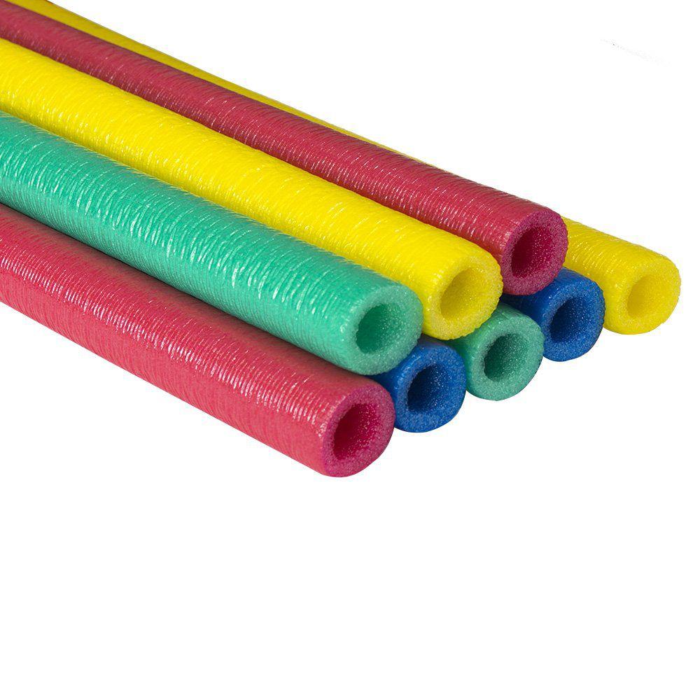 Isotubo Blindado para Proteção de Haste de Cama Elástica - 8 UN