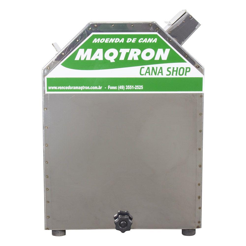 Moenda de Cana Elétrica Com Rolo Inox - Maqtron