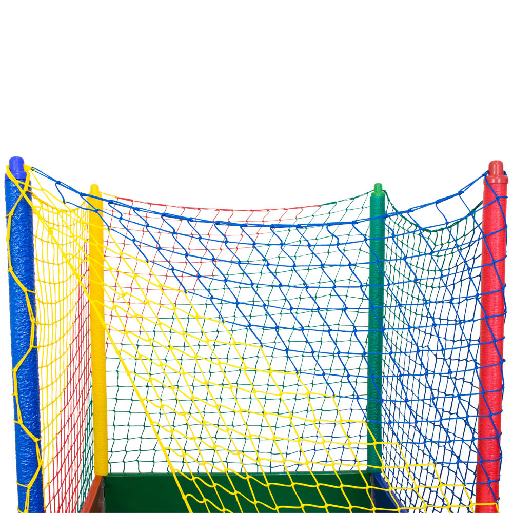 Piscina de Bolinha Colorida 1,5x1,5M  Canguri Frete Grátis