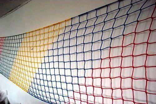 Rede de Proteção Colorida Canguri para Cama Elástica de 2,00 m