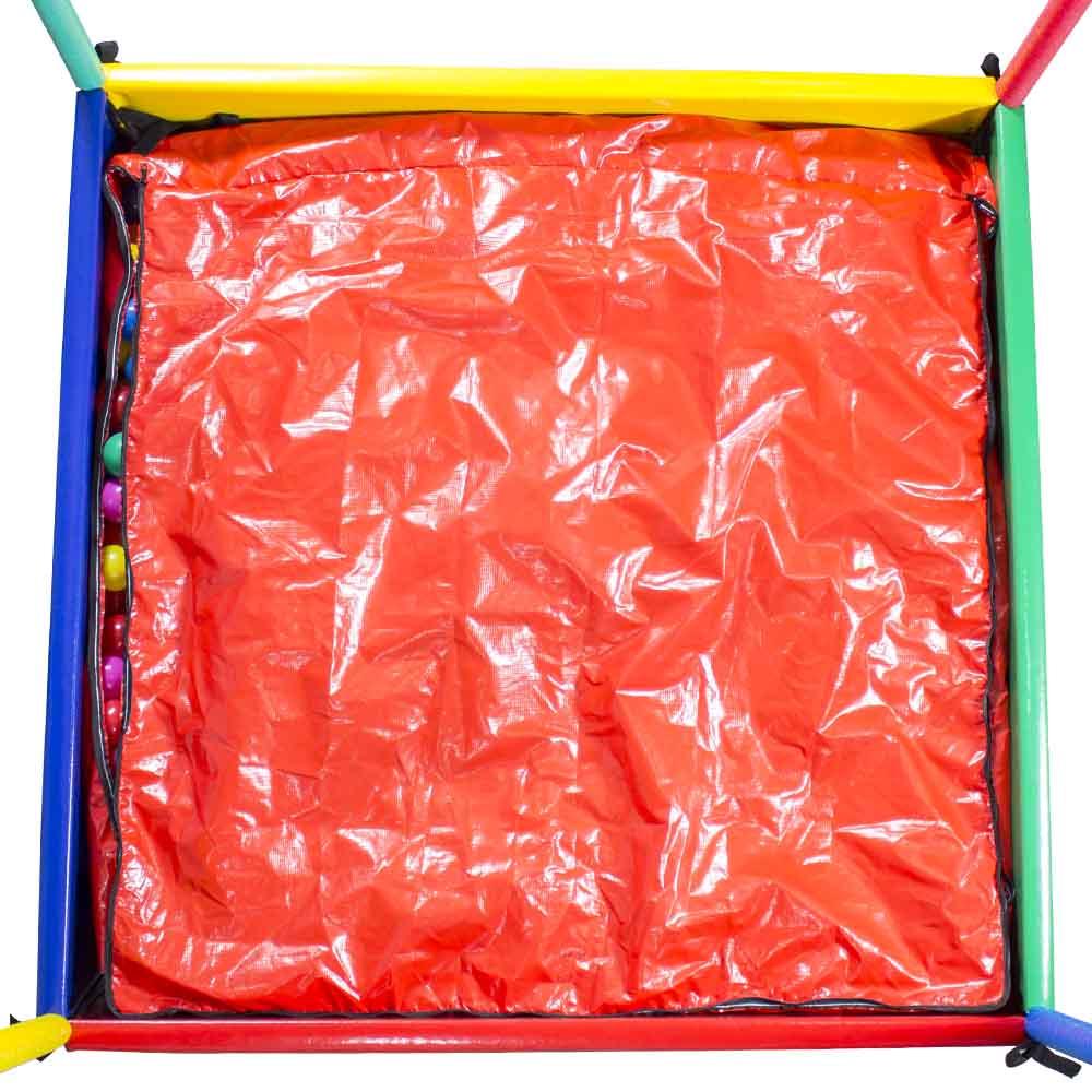 Saco coletor de bolinhas para piscina de 1 50m for Piscina 50 m