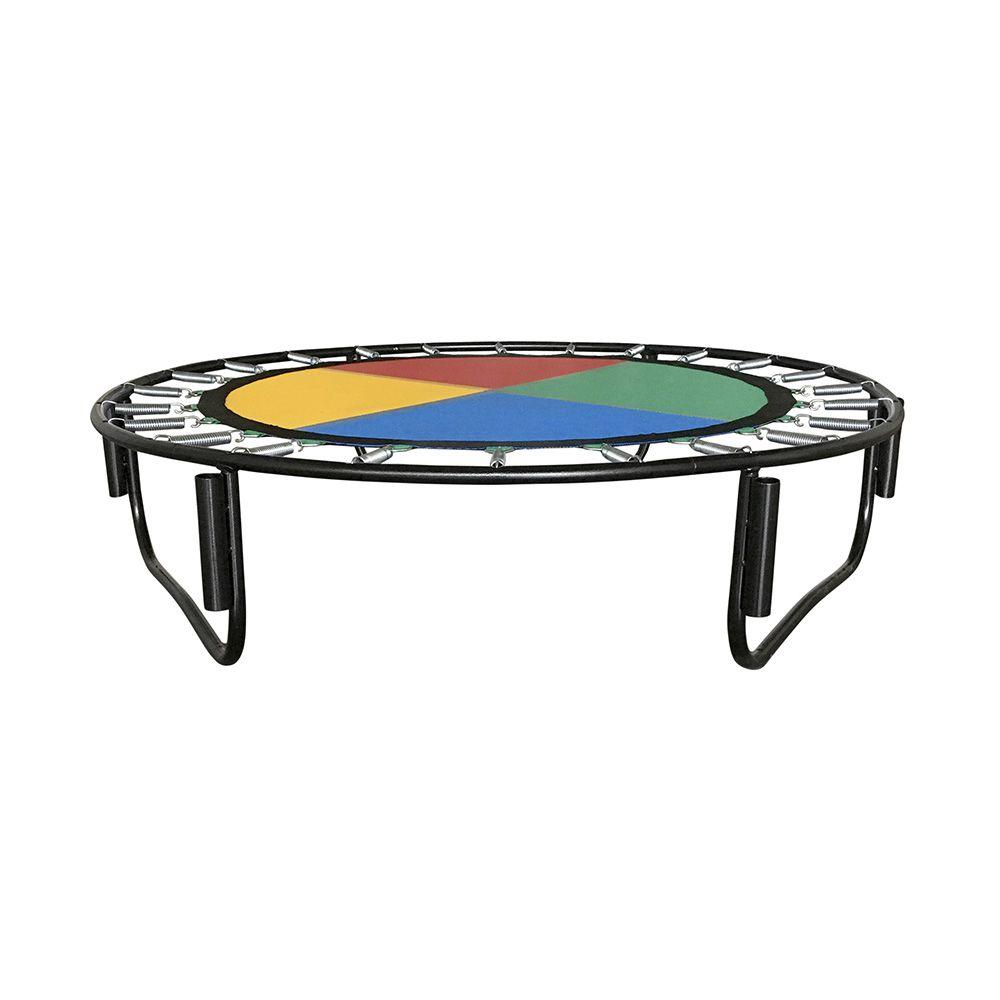 Trampolim de 1,50 m Canguri Quadricolor