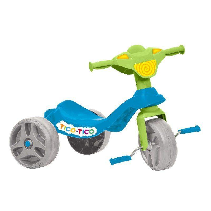 Triciclo Infantil Tico Tico Azul