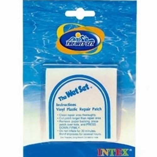 Adesivos de reparos para infláveis e piscinas Intex 59631