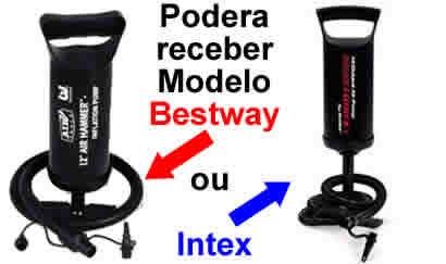 Piscina Inflável 5621 Lts Intex + Bomba de Inflar 56420BR Easy Set