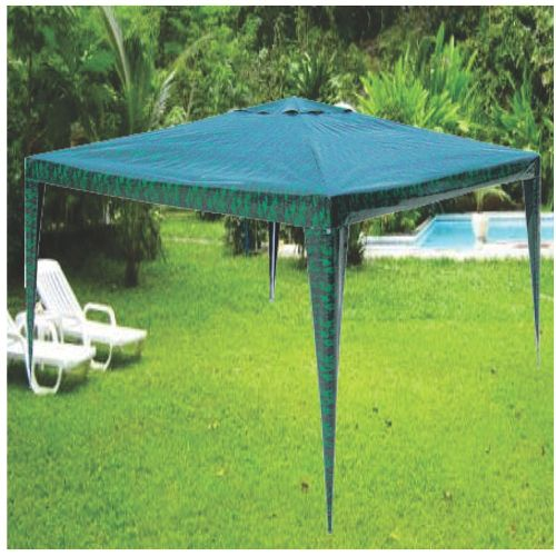 Tenda Gazebo Camuflada Araguaia Belfix Modelo 3042 cobertura  2,40m base 3m
