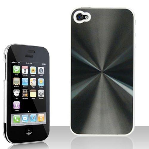 Case para Iphone Capa Proteção Alumínio e Acrílico Color CDW-1