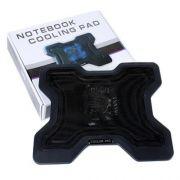 Cooler Notebook MOD 878 Silencioso Led Color 2 Porta USB 2.0